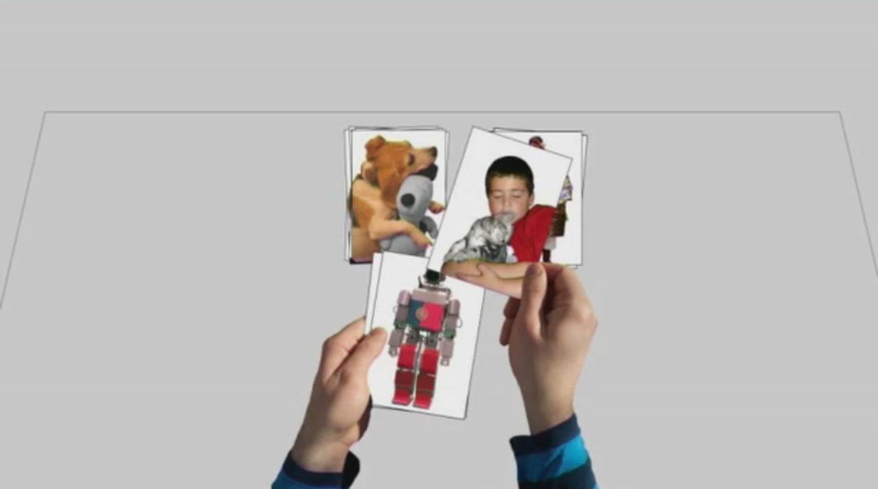 What makes us human - Screenshot